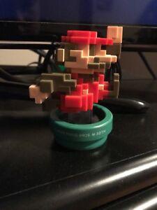 Mario amiibo for sale for Wii U