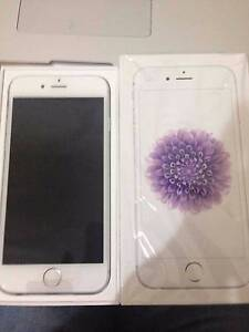 NEW CONDITION!!! Iphone6 16gb silver Sydney City Inner Sydney Preview