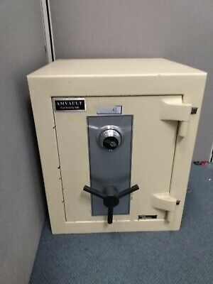 Amsec Amvault Tl-15 Fire Rated Composite Safe