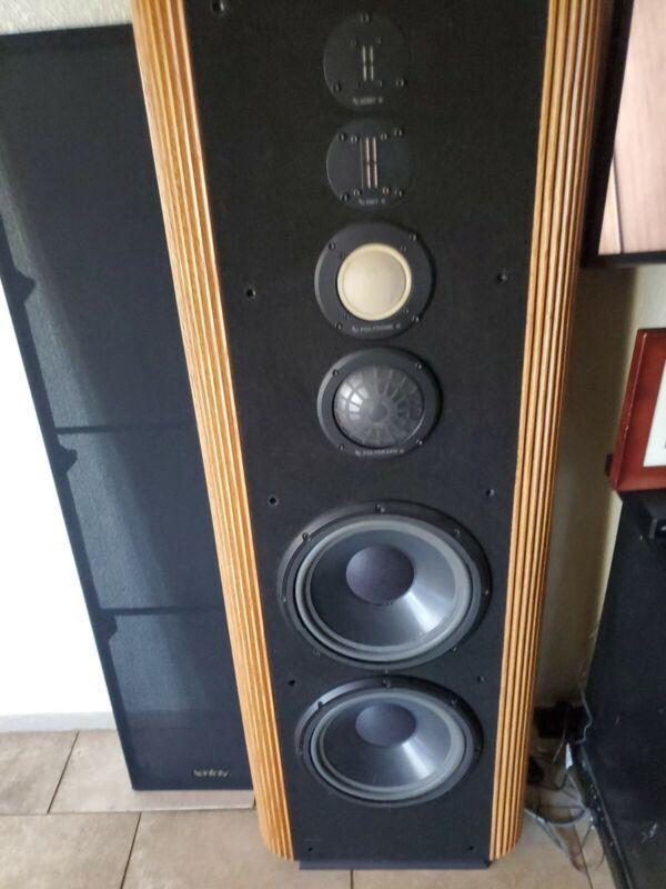 infinity kappa 9 tower speakers