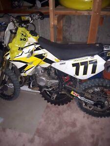 85cc Rm 85 2001