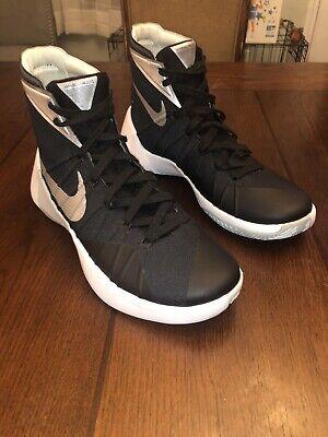 Nike Hyperdunk 2015 Basketball Shoes Black White Men's Size 8 749645-001 Light