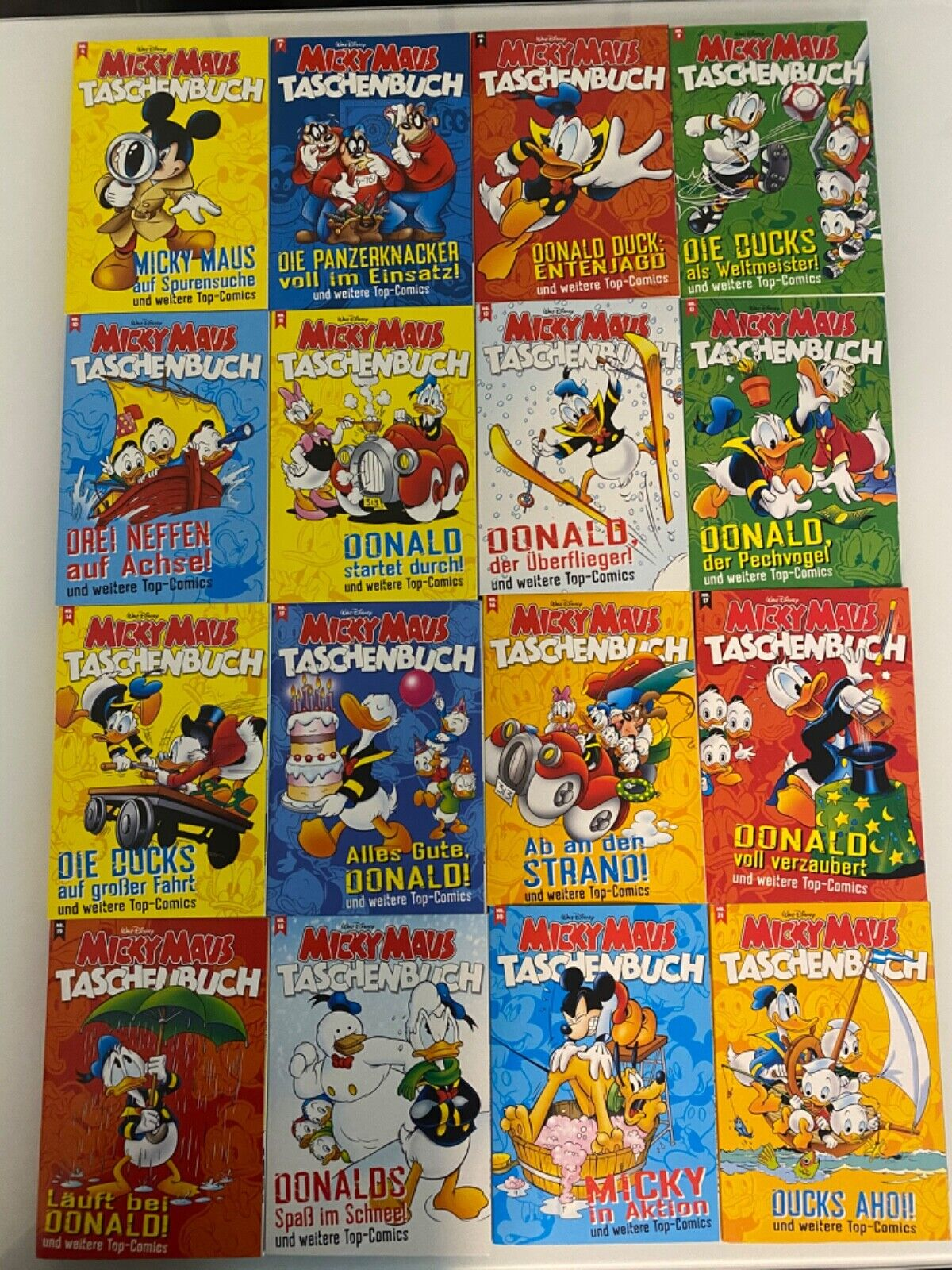 Walt Disney Micky Maus Taschenbuch Nr. 6-24 .. Neuwertig/ungelesen