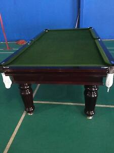 Billiard table Australian made Sunshine Brimbank Area Preview