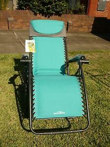 'ADVANTAGE' RECLINING CAMP CHAIR Bardwell Park Rockdale Area Preview