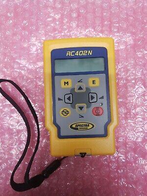 Spectra Precision Rc402n Remote