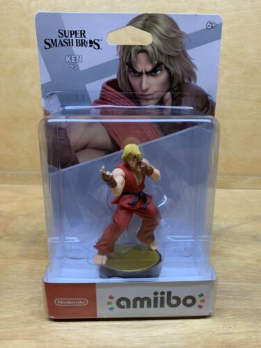 Nintendo Ken Amiibo Super Smash Bros. Series Nintendo Switch - $33.99