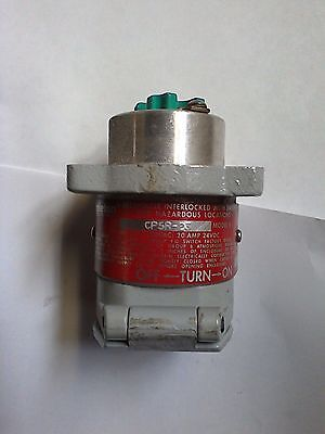 Appleton Electrical Receptacle Model B Cpsr-23