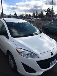 2014 Mazda 5 safetied