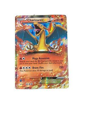 POKEMON: CHARIZARD EX XY17 - ULTRA RARE HOLO PROMO CARD - NM