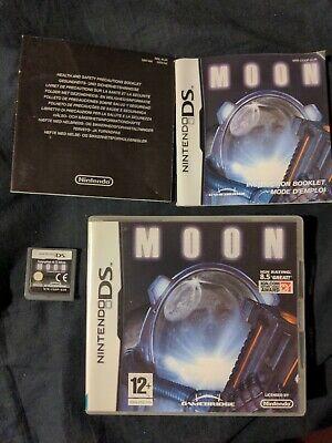 MOON rare Nintendo DS Horror Game