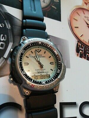 Casio 1320_ad_300 200m Chronograph