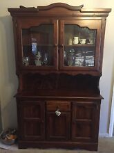 Timber hutch/buffet Richmond Hawkesbury Area Preview