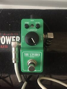 Ibanez Mini Tube Screamer Guitar Pedal