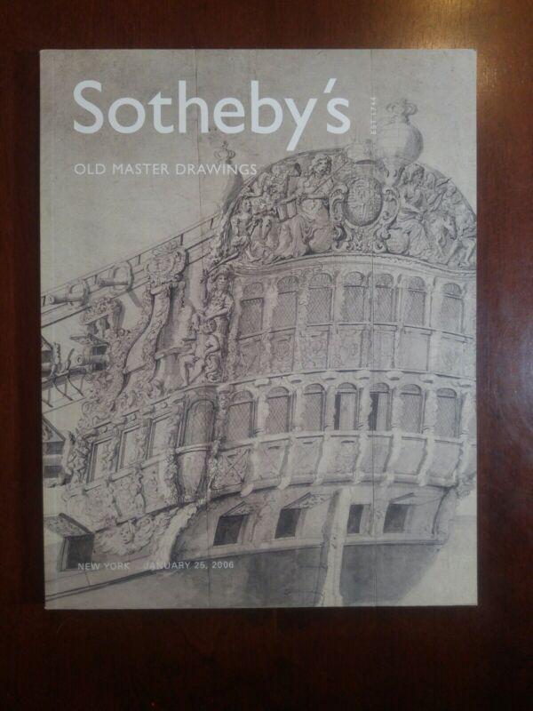 2006 January 25 SOTHEBY
