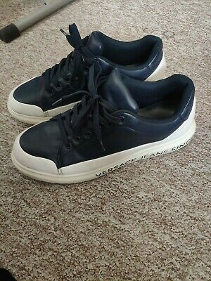 Men's Versace Trainers Size 9.5 (44)
