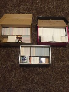 Thousands of hockey cards!!!