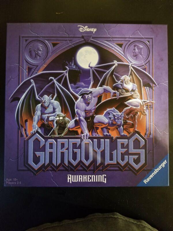 Disney Gargoyles Awakening Ravensburger Board Game New