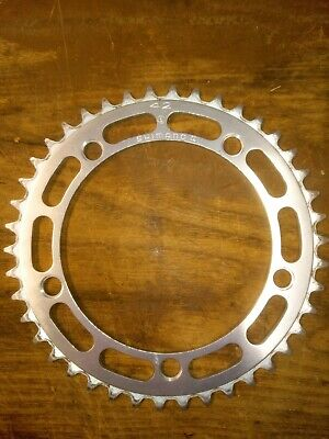 MCS 104 4 bolt chainring Gear BMX 47 T noir made in the USA Vélo