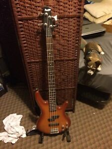 Ibanez GIO bass guitar