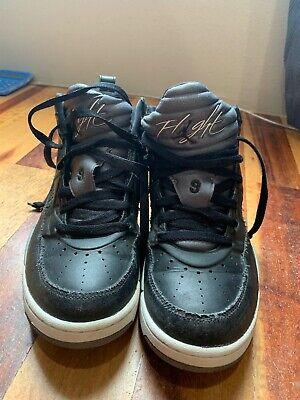 Boys Size 7Y - Nike Air Jordan Flight Basketball Boys Shoes 654975-003