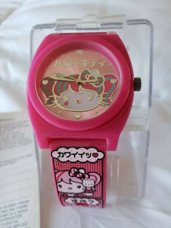 Rare Harajuku Hello Kitty Watch