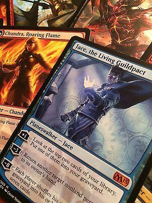 Random Mtg Planeswalker Lot Of 10 Magic The Gathering Mythic! Jace, Chandra