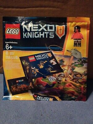 LEGO 5004388 NEXO Knights Intro Pack - Limited Edition Promo Set - New/Sealed