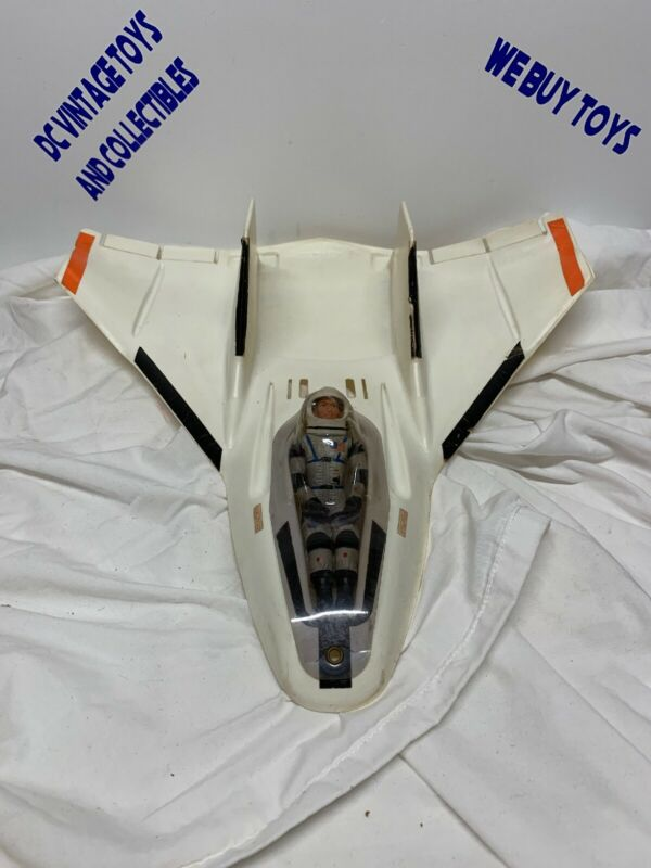 Vintage 1968-MATTEL-MAJOR MATT MASON XRG-1 REENTRY GLIDER -SCARCE LOOK