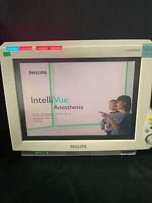 Philips M8007 MP70 Patient Monitor Warranty