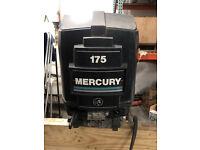 175HP Mercury Blackmax Outboard Motor