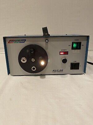 Circon Acmi Alu-2b Dual Lamp Halogen Light Source