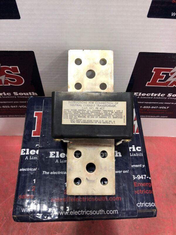 Square D PE4CT Neutral Current Transformer