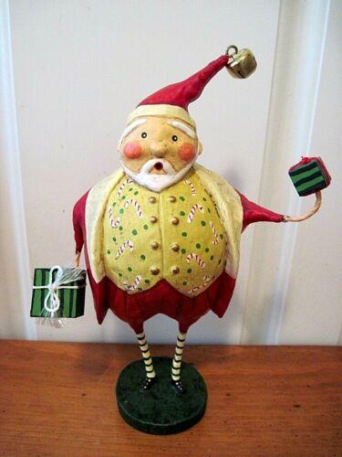 ESC Lori Mitchell New Christmas Jolly Good Fun Santa Figure