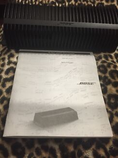 BOSE Stereo Amplifier Forest Lake Brisbane South West Preview