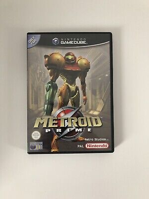 Metroid Prime Nintendo Gamecube PAL Complete for sale  Shipping to Nigeria