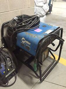 Miller welder generator