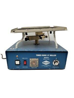 Elmeco Timed Rock N Roller Mixer Model Tr-200