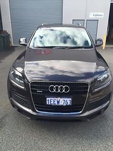 Q7 Audi 7 seater Canning Vale Canning Area Preview