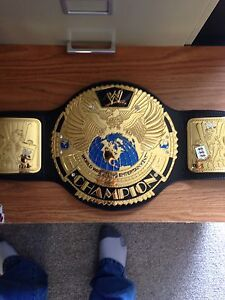 WWE Attitude Era Replica Belt