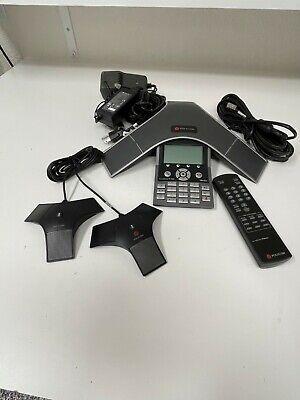 Polycom Soundstation Ip 7000 Hd Voice Poe Conference Phone