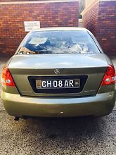 2003 Holden Commodore Sedan Hornsby Hornsby Area Preview