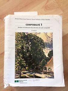 Comptabilité 1, 6e édition