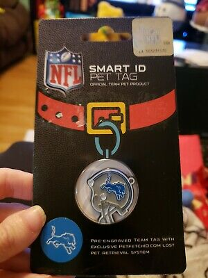Nfl Dog Id Tag - Smart Pet Tracking Id Tag. - Best Retrieval System For