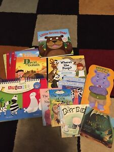 FREE: Assorted children's books