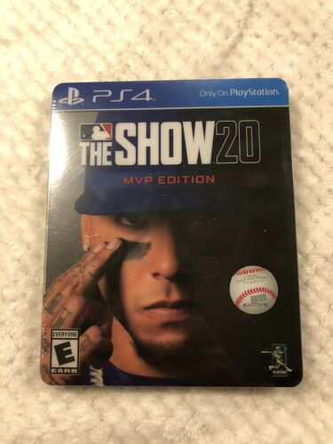 MLB The Show 20 -- MVP Edition Sony PlayStation 4, 2020  - $20.00
