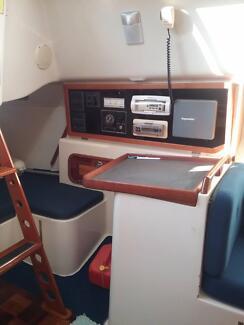 FarrB30 sail boat