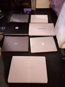 Laptops to fix