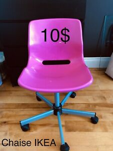 Chaise de travail IKEA