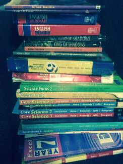 High School Text Books Engadine Sutherland Area Preview